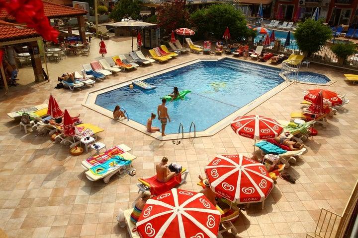 Turk Hotel in Olu Deniz, Dalaman, Turkey