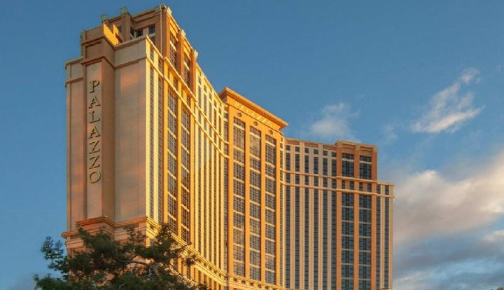 The Palazzo Resort Hotel Casino in Las Vegas, Nevada, USA