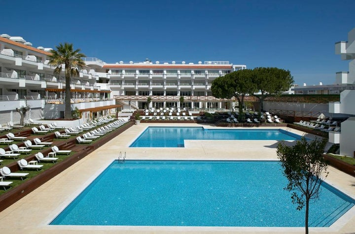 Aqualuz Suite Hotel Apartments in Lagos, Algarve, Portugal