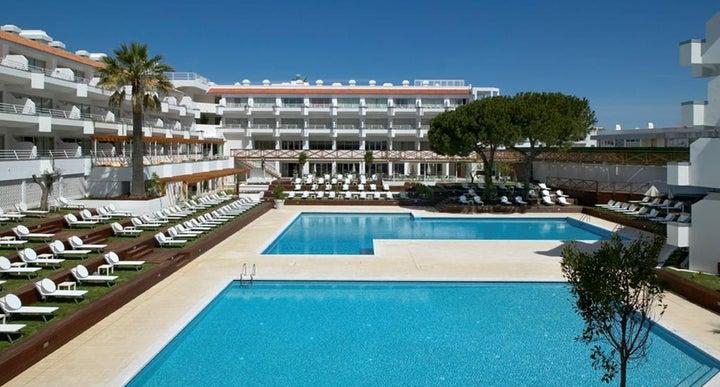 Hotel Aqualuz Resort Portugal