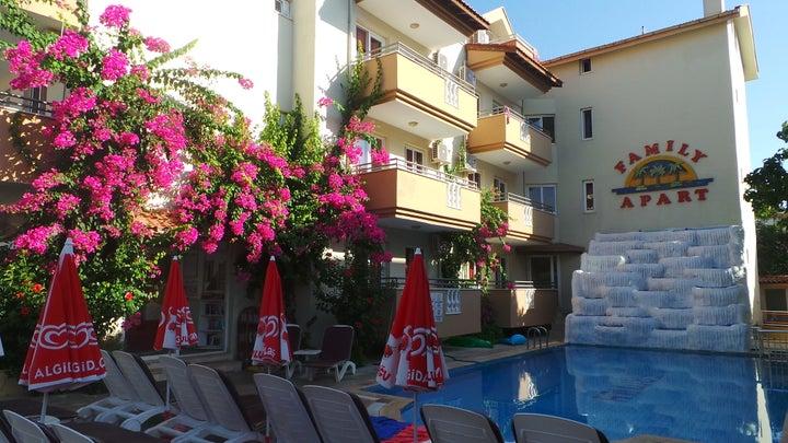 Family Apartments in Marmaris, Dalaman, Turkey