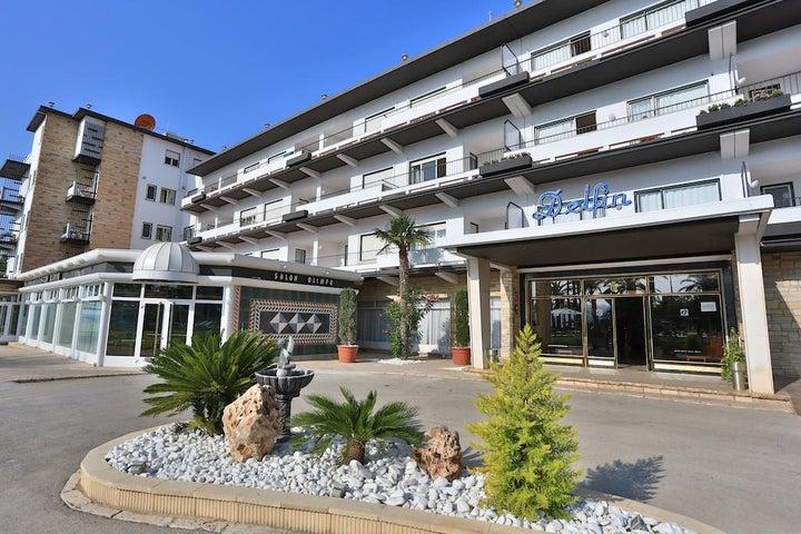 Gran Hotel Delfin in Benidorm, Costa Blanca, Spain