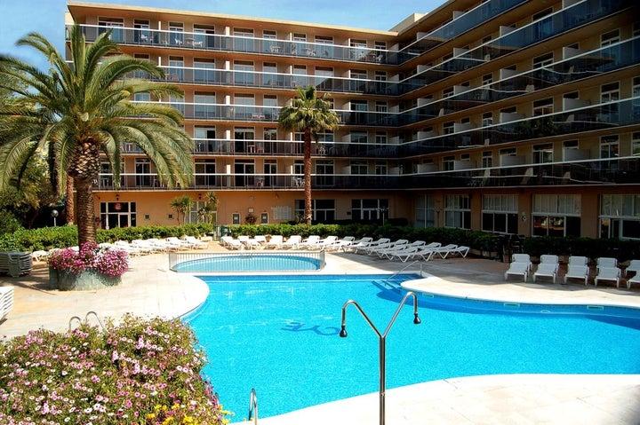 Aparthotel Cye Holiday Centre in Salou, Costa Dorada, Spain