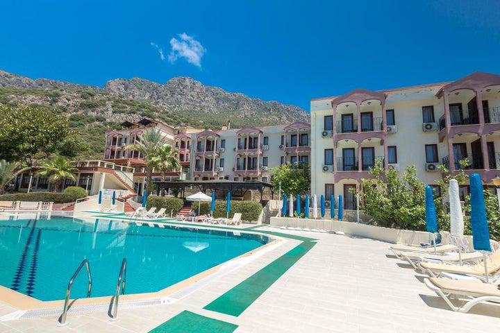 Club Hotel Phellos in Kas, Antalya, Turkey