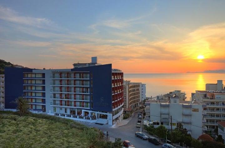 Semiramis Hotel Rhodes in Rhodes Town, Rhodes, Greek Islands