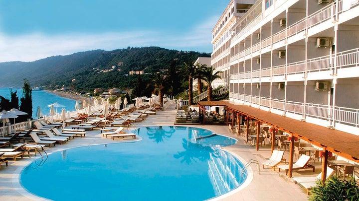 Mayor La Grotta Verde Grand Resort in Aghios Gordios, Corfu, Greek Islands