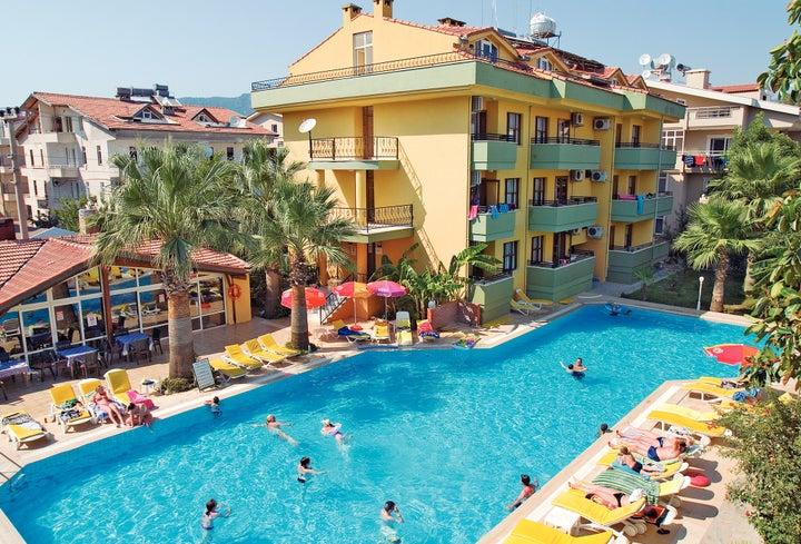 Club Palm Garden - Keskin Hotel & Apartments in Marmaris, Dalaman, Turkey