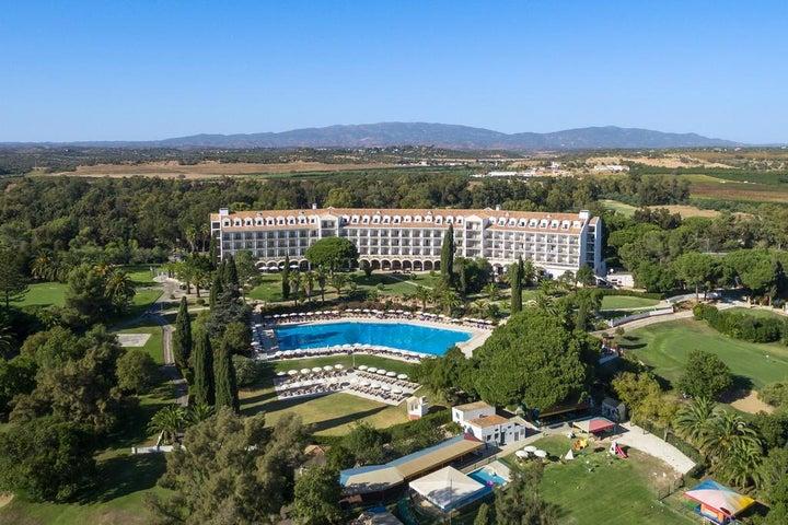 Penina Golf Resort in Portimao, Algarve, Portugal