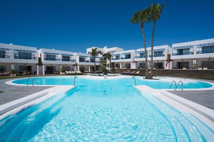 Club Siroco in Costa Teguise, Lanzarote, Canary Islands