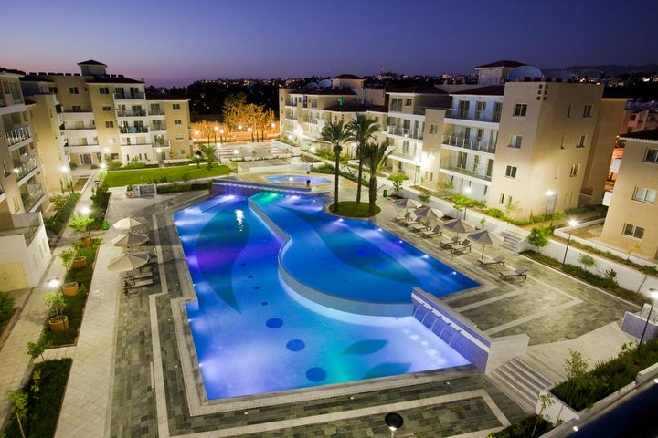 Elysia Park Luxury Holiday Residences in Paphos, Cyprus