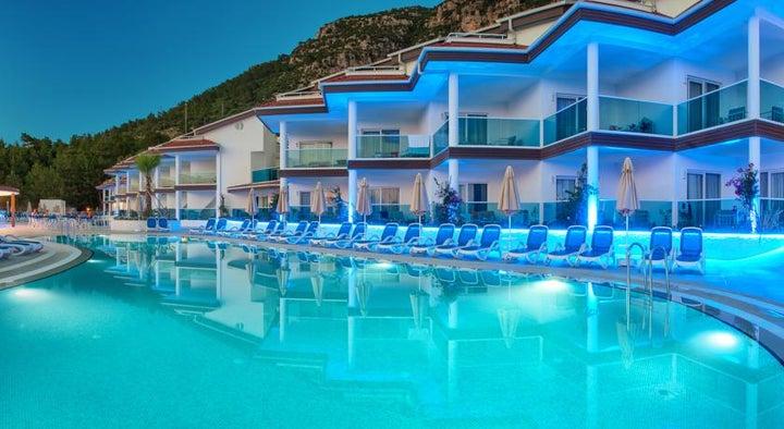 Garcia Resort & Spa in Olu Deniz, Dalaman, Turkey