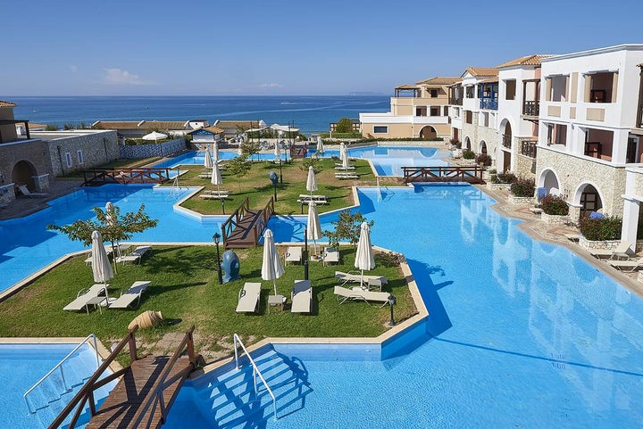 Aldemar Olympian Village in Skafidia, Peloponnese, Greece
