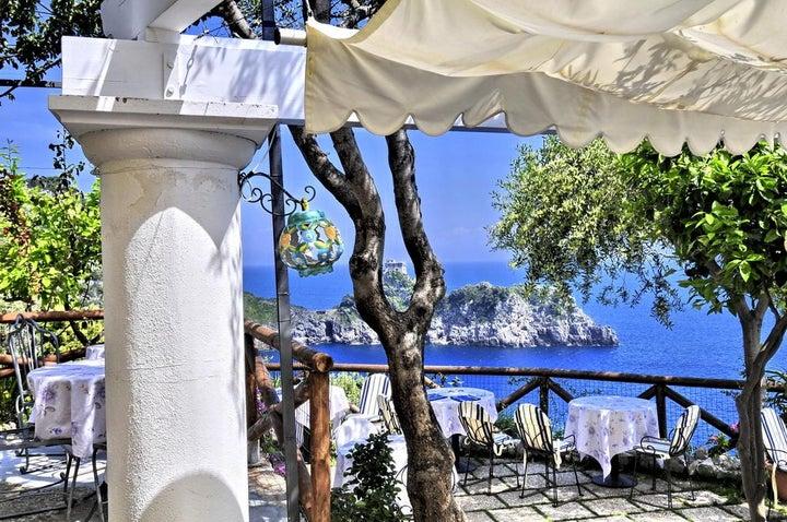 Conca Azzurra Hotel in Amalfi, Amalfi Coast, Italy