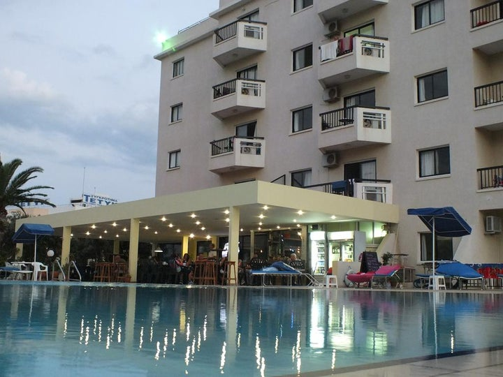 Livas Hotel Apartments in Protaras, Cyprus