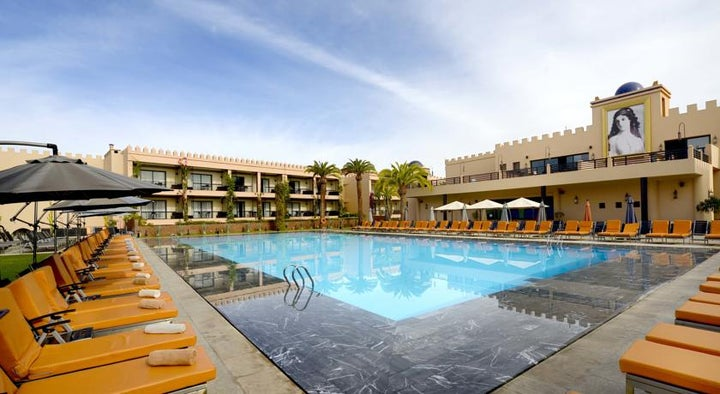 Adam Park Hotel & Spa in Marrakech, Morocco