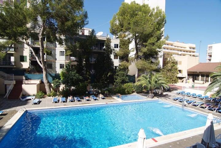 Pinero Tal Hotel in El Arenal, Majorca, Balearic Islands
