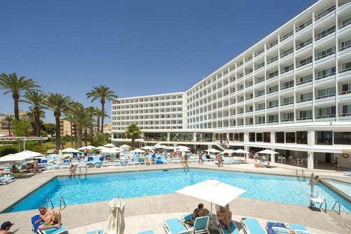 Hotel Playasol The New Algarb in Playa d'en Bossa, Ibiza, Balearic Islands