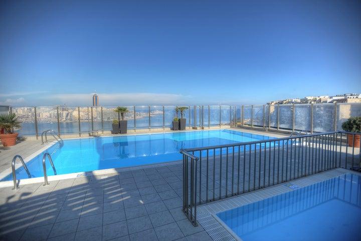 Plaza Suites in Sliema, Malta