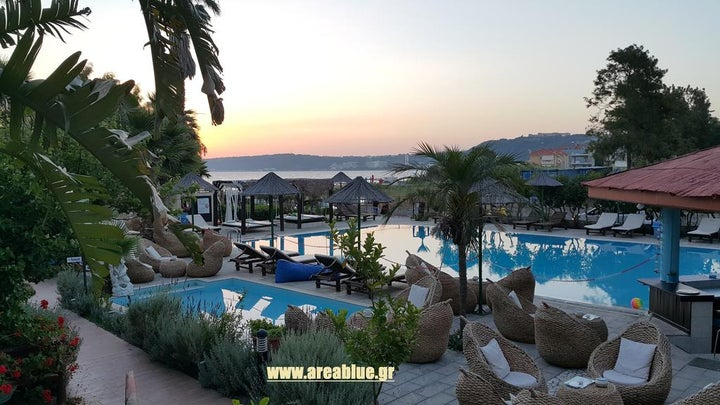 Area Blue Beach Apartment in Ialyssos, Rhodes, Greek Islands