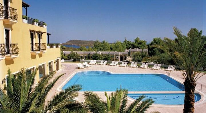 Bodrum Park Resort in Bodrum, Aegean Coast, Turkey
