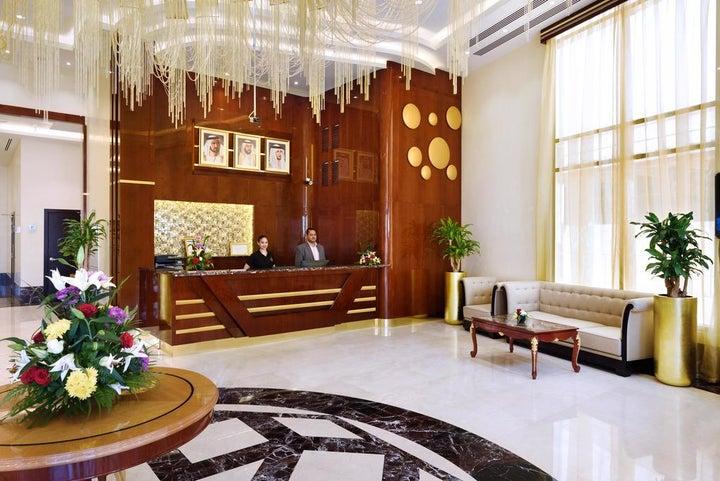 Gold State Hotel in Dubai City, Dubai, United Arab Emirates