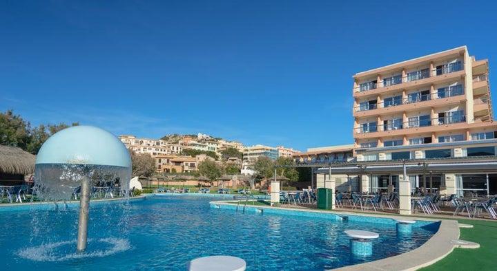 THB Cala Lliteras Hotel (Adults only) in Cala Ratjada, Majorca, Balearic Islands