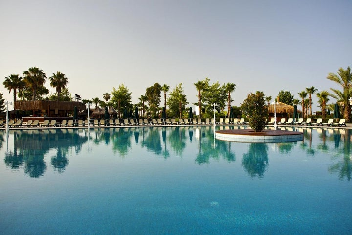 IC Hotels Santai Family Resort in Belek, Antalya, Turkey