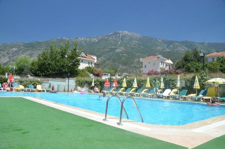 The Green Valley Hotel in Ovacik, Dalaman, Turkey