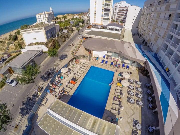 Jupiter Algarve Hotel in Praia da Rocha, Algarve, Portugal