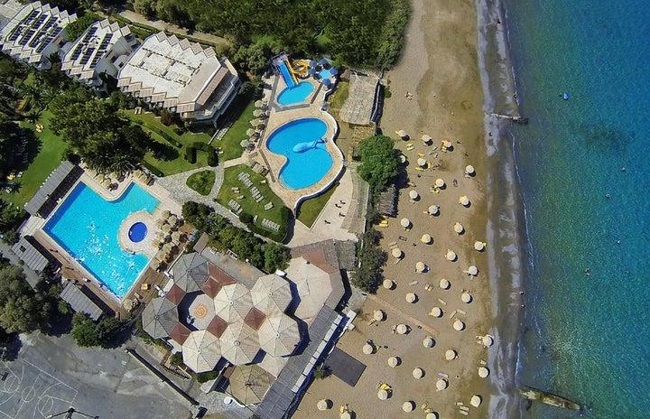 Apollonia Beach Resort and Spa in Amoudara, Crete, Greek Islands
