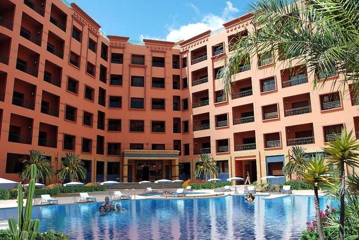 Mogador MENZAH Appart hotel in Marrakech, Morocco