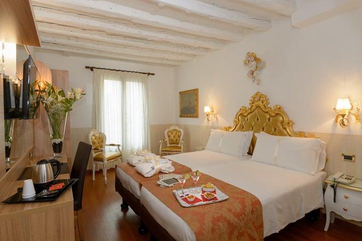Hotel Ala in Venice, Venetian Riviera, Italy