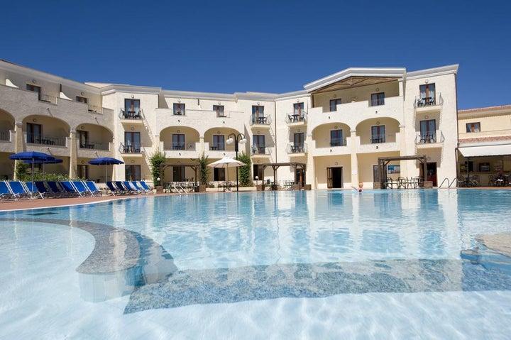 Blu Hotel Morisco Village in Cannigione, Sardinia, Italy