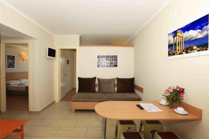 Sun City Apartments in Side, Antalya, Turkey
