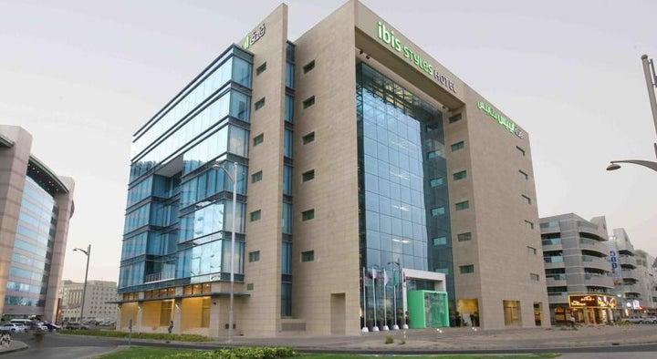 Ibis Styles Hotel Dubai Jumeirah in Dubai City, Dubai, United Arab Emirates