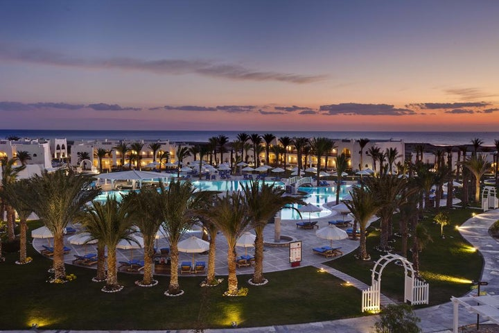 Hilton Marsa Alam Nubian Resort in Marsa Alam, Red Sea, Egypt