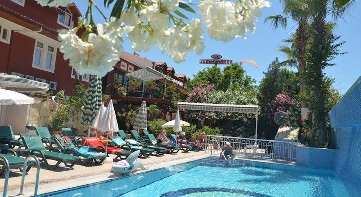 Tonoz Beach Hotel in Olu Deniz, Dalaman, Turkey