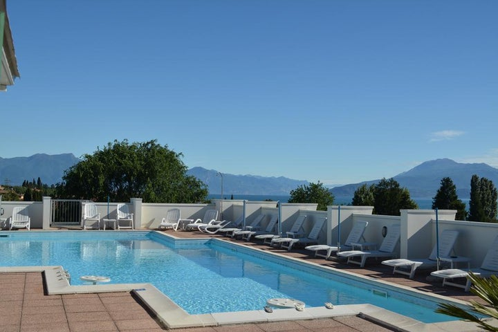 Hotel Alfieri in Sirmione, Lake Garda, Italy