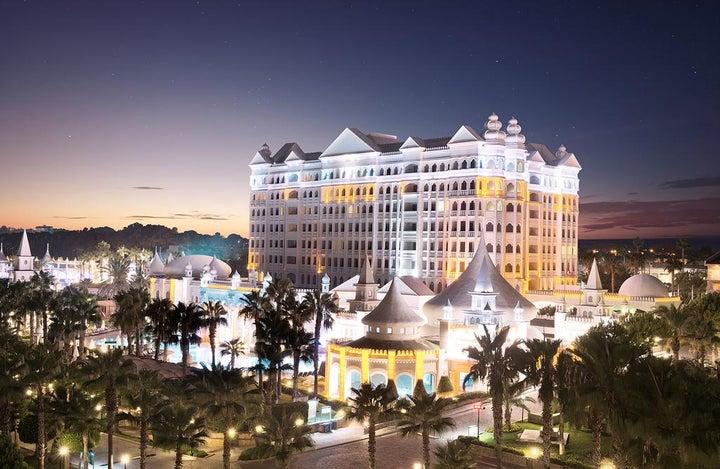 Kamelya Fulya Hotel in Side, Antalya, Turkey