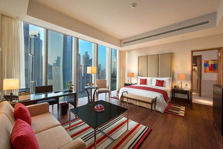 The Oberoi Hotel in Dubai City, Dubai, United Arab Emirates