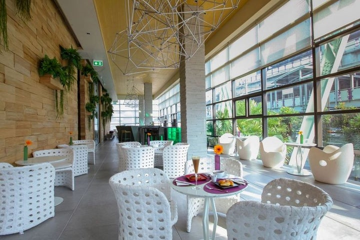 Mode Sathorn Hotel in Bangkok, Thailand
