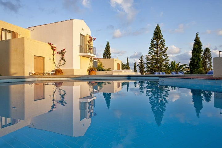Galaxy Villas in Koutouloufari, Crete, Greek Islands