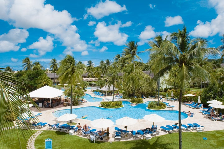 Almond Beach Resort in St Peter, Barbados