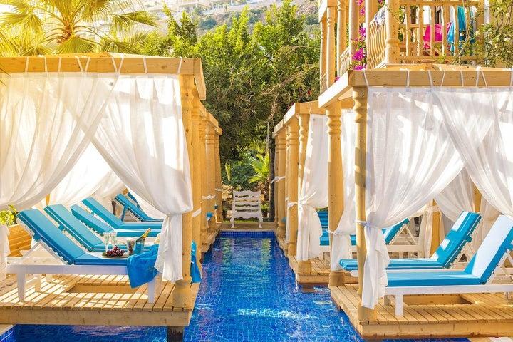 Elixir Hotel in Kalkan, Antalya, Turkey