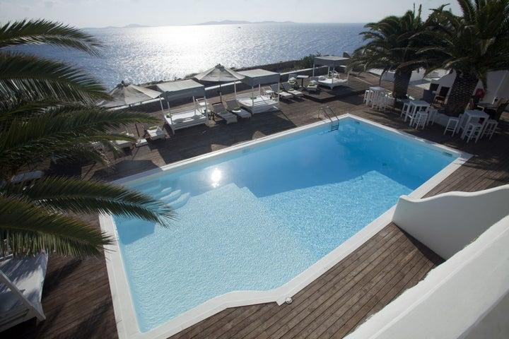 Mykonian Mare Boutique Hotel in Aghios Stefanos, Mykonos, Greek Islands
