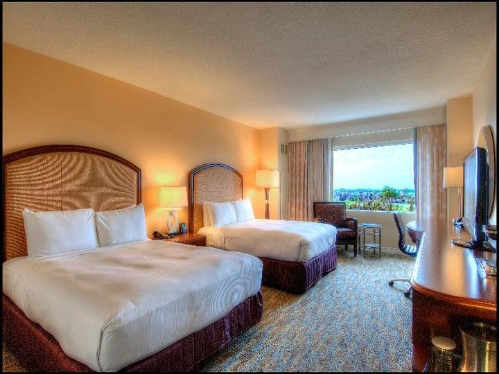 Hilton Orlando Bonnet Creek Disney World in Orlando, Florida, USA