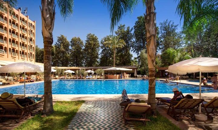 El Andalous Hotel & Spa Image 2