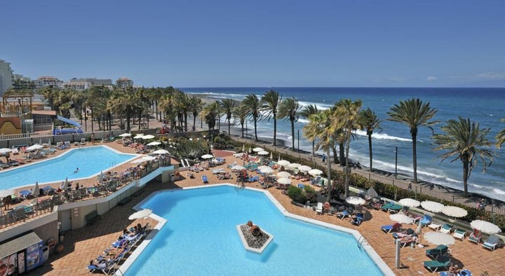 Sol Tenerife in Playa de las Americas, Tenerife, Canary Islands