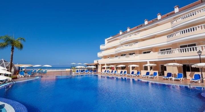Bahia Flamingo Hotel in Playa de la Arena, Tenerife, Canary Islands