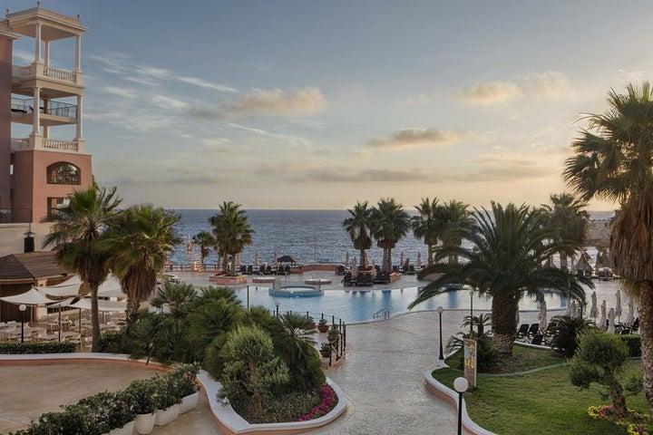 Westin Dragonara Resort in St Julian's, Malta